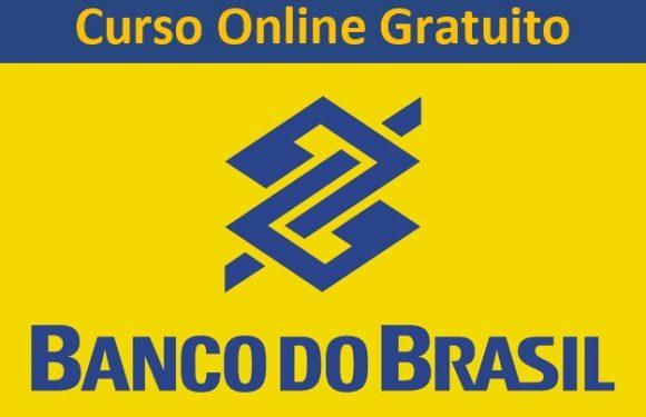 Inscrições cursos gratuitos Banco do Brasil Administrativos Financeiros